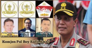 DPP Surosowan Indonesia Bersatu dukung Komjen Pol Boy Rafli Amar jadi Kapolri